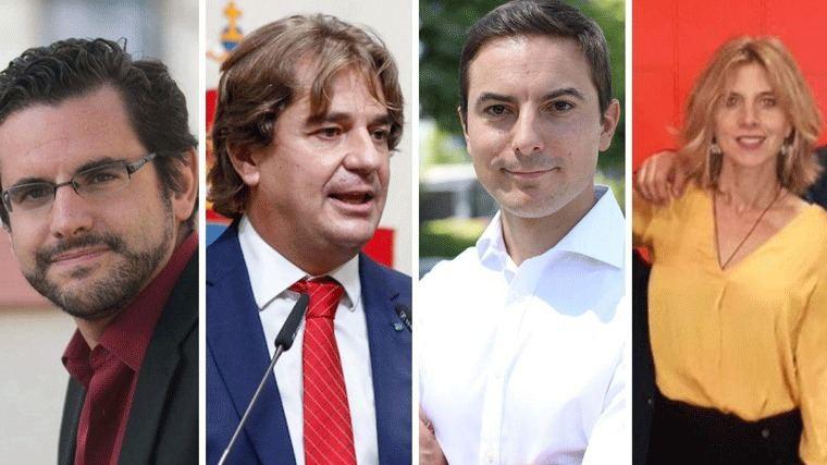 Arranca la presentación de candidaturas a las primarias del PSOE-M