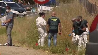 Los cadáveres hallados en la cuneta son de una pareja que fue a la fiesta