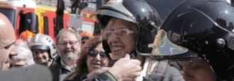 Dimite la cúpula de los Bomberos por las 'purgas estalinistas'