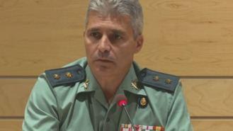 Interior nombra a Blanes sustituto de Pérez de los Cobos en la jefatura de la Guardia Civil en Madrid