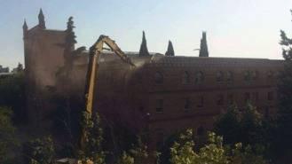 Paralizada la demolición del Convento de las Damas Apostólicas del Pº de la Habana