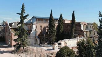 Ahora Madrid plantea proteger edificio principal y parte del jardín de las Damas Apostólicas