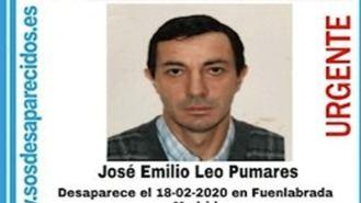 Buscan a un segundo desaparecido en una semana en Fuenlabrada