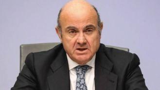 De Guindos: 'Bankia era el caso más problemático' del sistema bancario español