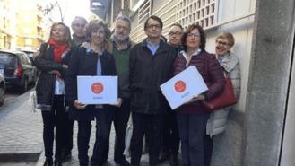 De la Rocha presenta 450 avales y Davila 370 a las primarias del PSOE