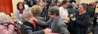 De la Rocha tira de feminismo en su campaña a las primarias a la Alcaldía