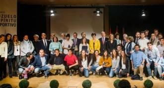Cabello, Iribarren y Martínez, premios Espíritu Deportivo