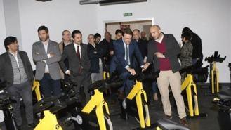 Abre el nuevo complejo deportivo de la zona Norte del municipio