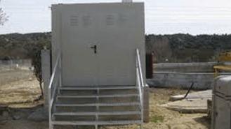 El Canal construye un cajón estanco para reducir el ruido de la depuradora `Casaquemada´