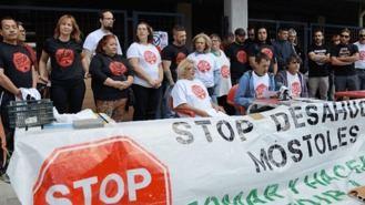 La PAH pide la intervención del CGPJ en los desahucios contra `legem´