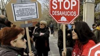 Aplaza el desahucio de una familia con discapacitados tras pedirlo la ONU