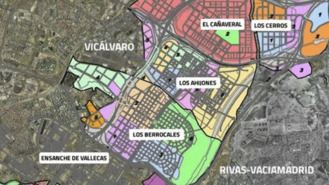 TSJM: suspensión cautelar del plan director del Ayuntamiento para desarrollos del sureste