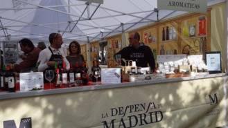 La Plaza de España acogerá el mercado itinerante `La Despensa de Madrid´el 23 de septiembre