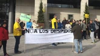 26 despedidos de Lyma presenta 1.500 firmas para su readmisión