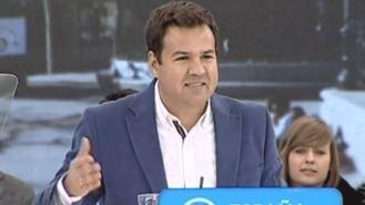 El PP confirma a José de la Uz como candidato a la Alcaldía