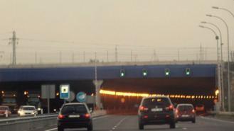 DGT anuncia vías alternativas para evitar obras del túnel de Perales en la M-50
