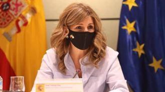 Díaz admite que los ERTE pueden no ser suficientes y abre la puerta a otras ayudas