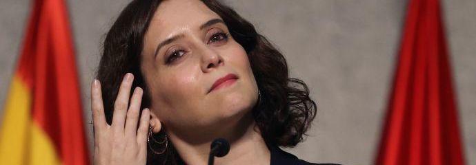 El Manual de Resistencia de Isabel Diaz Ayuso