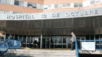 El 12 de Octubre recupera a un paciente crítico de Covid con un pulmón artificial
