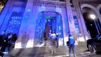 Almeida y la okupación: La Policía desaloja `La Dragonera´ y 'en breve' `La Ingobernable´