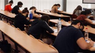 Cerca del 95% de estudiantes aprueban la EBAU, el mayor porcentaje histórico