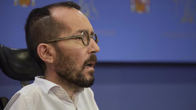 Echenique reafirma que se van a 'cargar' la reforma laboral pese al 'ruido' y los 'editoriales'