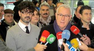 """Crisis en IU: """"Dura"""" reunión entre Madrid y el Federal por las `tarjetas B´"""