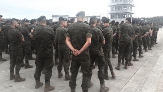 Juzgan a un Teniente coronel acusado de acoso sexual a una soldado