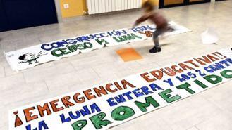2.000 personas suscriben el manifiesto por la emergencia educativa