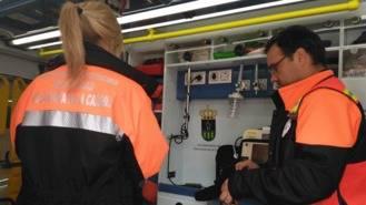 El Servicio de Emergencias Sanitarias del municipio realizó 1.600 actuaciones en 2017