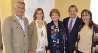 Reconocimiento a Isabel López, enfermera del Centro de Salud