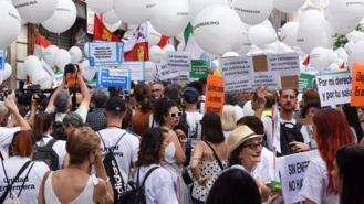 La sanidad madrileña necesita 2.000 enfermeros para la media de la UE