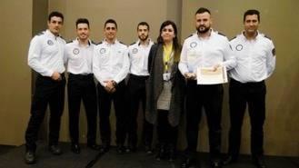 El Equipo `Ànton´ de protección animal de la policía, premiado por REPA