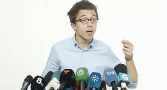 Errejón (Podemos) suspendido de empleo y sueldo por la Universidad de Málaga