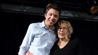 Errejón y Carmena, ¿tándem electoral para el 10-N y fracturar el voto de Podemos?