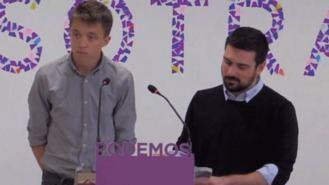 Espinar gana a Errejón en las primarias locales de Podemos: 13 municipios frente a 8