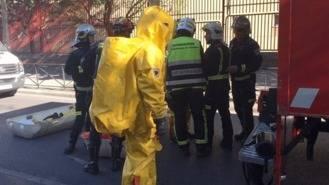 17 personas intoxicadas por un escape de cloro en una piscina