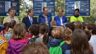 Los escolares conocen el Parque Regional del Curso Medio del Guadarrama