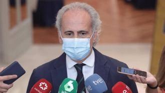 Escudero insiste en pedir suspensión de vuelos con Brasil y Sudáfrica