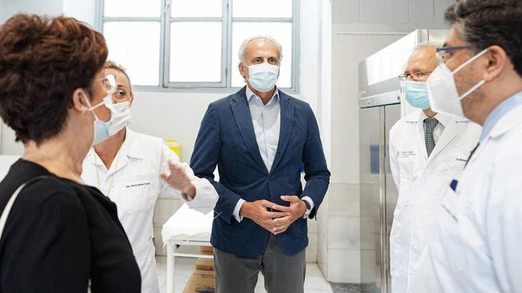 Madrid reorganiza la red de vacunación y llegar al 90% con pauta completa