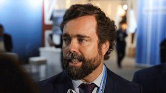 Vox asegura que 'se ha empezado a encontrar el camino' para un pacto con PP y C,s en Madrid