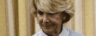 Aguirre se convierte en rana: La Guardia Civil la vincula con la Púnica