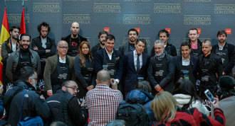 Los chefs madrileños ganadores de la estrella Michelin toman la Real Casa de Correos