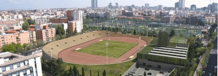 El estadio de Vallermoso, en Chamberí, abrirá sus puertas este lunes