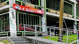 Asociación de Vecinos denuncia el 'lamentable' estado de la estación de Cercanías