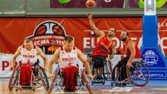 Madrid será sede de los Europeos de baloncesto masculino y femenino en silla de ruedas