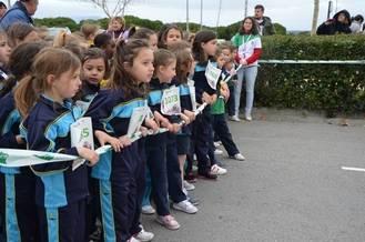 V Cross Solidario en Villanueva de la Cañada