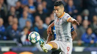 Falcao se desvincula del Galatasaray y negocia fichar por el Rayo