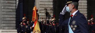 """La """"jaula de oro"""" a la que Felipe VI no quiere volver"""