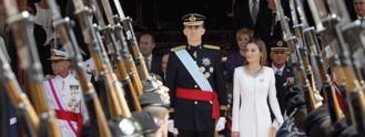 Felipe VI cumple cinco años de reinado: Casado, Rivera y Vox le dan las gracias